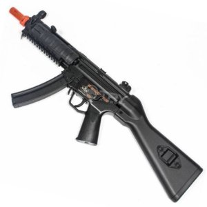 Rifle de Airsoft AEG JING GONG Mp5F (M5F) Full Metal Cal 6mm