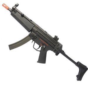 Rifle de Airsoft AEG BOLT MP5 Recoil Shot MB5 A5 Cal 6mm