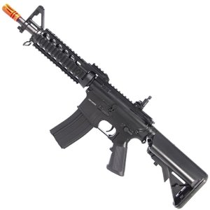 Rifle de Airsoft AEG CYMA CM505 M4 Preto Cal .6mm