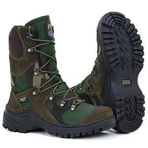 Bota Tatica AIRSTEP Woodland Army 8990-4