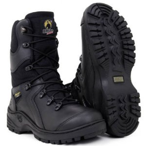 Bota Tatica AIRSTEP Black Squad Army 8990-1