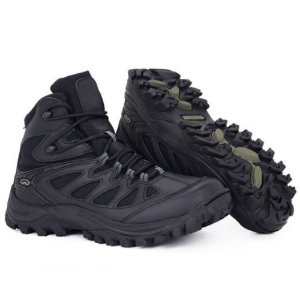 Bota Tatica AIRSTEP HIKING BOOT | BRAVO 10 Black Army 5700-1