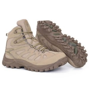 Bota Tatica AIRSTEP HIKING BOOT / BRAVO 10 TAN Army 5700-25