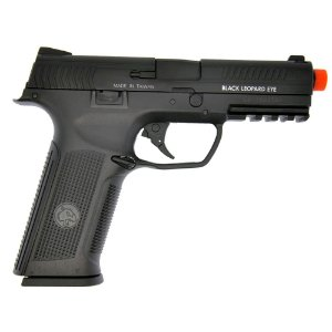 Pistola de Airsoft GBB ICS BLE ALPHA 001 SBR Black Cal. 6mm
