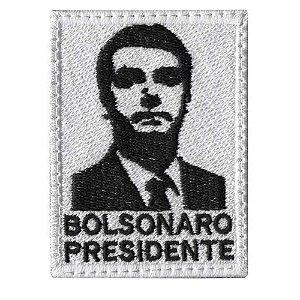 Patch Bordado TALYSMA BORDADOS Bolsonaro FL01