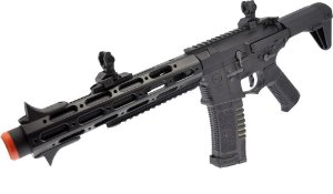 Rifle de Airsoft AEG ARES AMOEBA AM 013 Preto Cal 6mm