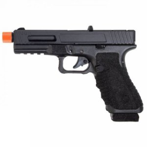 Pistola de Airsoft GBB - SECUTOR Glock 17 Black Cal 6mm