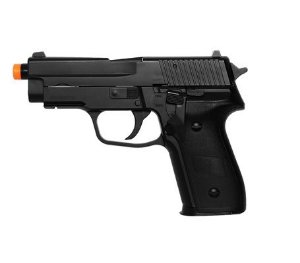 Pistola de Airsoft Spring - Saigo - 226 - Cal 6mm