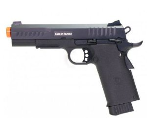 Pistola de Airsoft GBB - KJW - 1911 KP-08 - Cal. 6mm