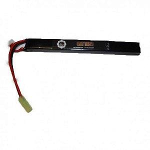 Bateria  Airsoft Duel Code Lipo 25C 7.4v 1400 Mah