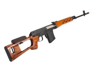 Sniper de Airsoft AEG S&T Armament Dragunov