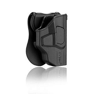 Coldre Cytac Externo Destro para pistola Glock G42