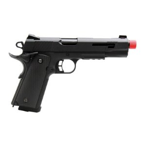 Pistola de Airsoft GBB SECUTOR 1911 Rudis Model VI Black Cal 6mm