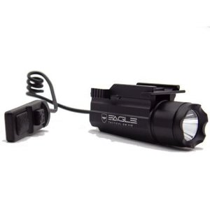Lanterna LED flash light 300 lumens with remote