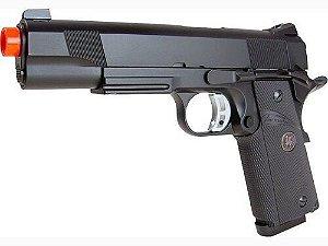 Pistola de Airsoft GBB KJW 1911 KP 07 Cal. 4,5mm