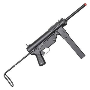 Rifle de Airsoft AEG ICS M3 Submachine Graser Cal .6mm