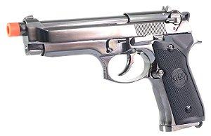 Pistola de Airsoft GBB M9 SRC SR92 FUSION GB-0716 Cal. 6mm