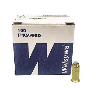 Caixa de finca pinos WALSYWA com 100 unidades cal .22mm - Granada ZOXNA