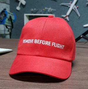 BONÉ AERO - REMOVE BEFORE FLIGHT