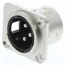 XLR MACHO PAINEL SVP555A-N