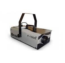 Locação: Maquina de Fumaça F-1500