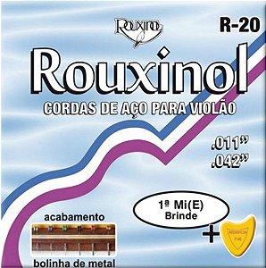 Encordoamento ROUXINOL corda para Violão R-20