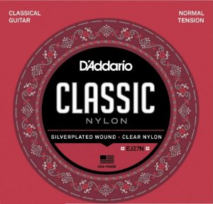 Encordoamento Violão D'addario EJ27N - NORMAL TENSION