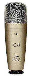 Microfone condensador C1 Behringer (para estúdio)