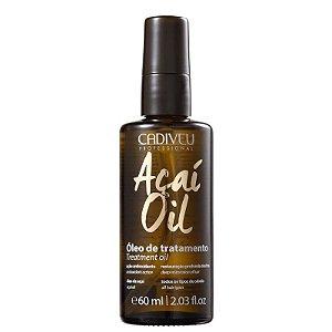 Oleo Açai Oil Cadiveu - 60ml