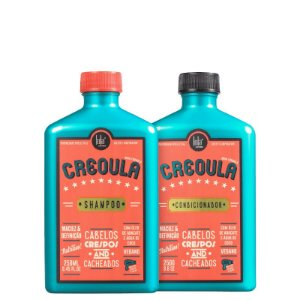 Kit Creoula Lola - Shampoo 250ml e Condicionador 250ml