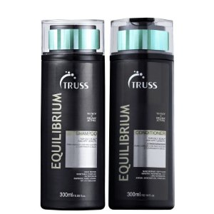 Kit Equilibrium Truss - shampoo e condicionador 300 ml