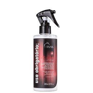 Uso obrigatório summer Truss - 260 ml