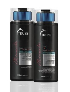 Kit Miracle Truss - shampoo e condicionador 300 ml