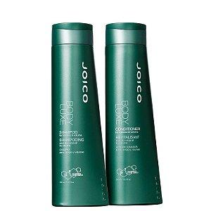 Kit Body Luxe Joico - shampoo e condicionador 300 ml