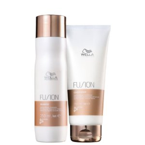 Kit fusion - shampoo 250ml e condicionador 200ml