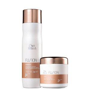 Kit fusion - shampoo 250ml e mascara 150ml