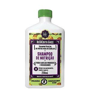 Shampoo Be(m)dita ghee - Nutrição 250ml