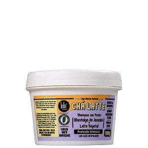 Shampoo em pasta Cha Latte - Manteiga de jasmim 100g