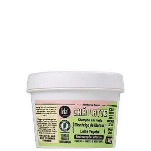 Shampoo em pasta Chá Latte - Manteiga de Matchá 100g