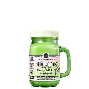 Mascara Capilar Chá Latte - Manteiga de matcha 300g
