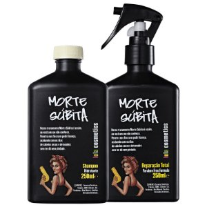 Kit Morte Súbita - Shampoo 250ml e Spray 250ml