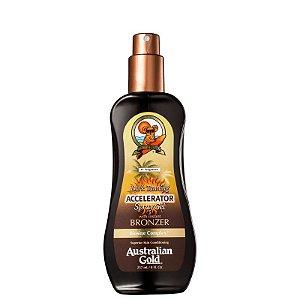 Dark Tanning Australian Gold - Acelerador de bronze em spray - 237ml