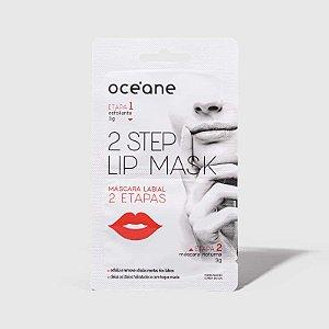 2 Step Lip Mask Oceane - Mascara Labial 2 passos - 3g