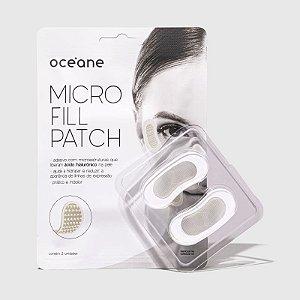 Micro Fill Patch Oceane - Adesivo que libera ácido hialuronico - 2 unidades