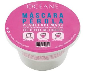 Mascara facial em pó - Pérola Hidratante - 20g
