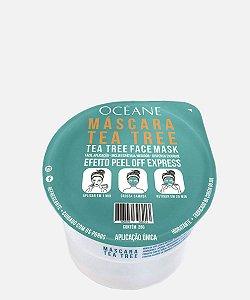Mascara Facial em Pó Oceane - Tea Tree - 28g