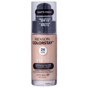 Base liquida ColorStay Revlon - Cor Ivory 110  - 30ml