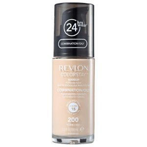 Base liquida colorstay Revlon - Cor Nude 200 - 30ml