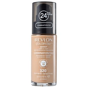 Base liquida colorstay Revlon - Cor true beige 320 - 30ml