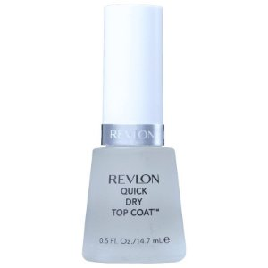 Quick dry top coat Revlon - base fixadora de esmalte - 14,7ml